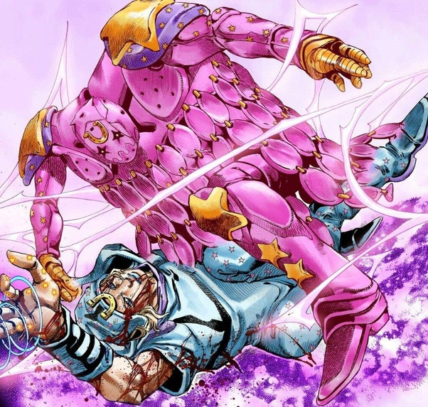 What is, scientifically, the most powerful stand in JoJo's Bizarre
