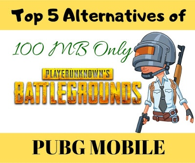 Which is the best low data consuming alternative for PUBG with large