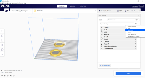 Is it possible to do sequential printing with Cura? - Quora