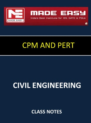 What Is The Best Book To Study Cpm Pert In Civil Engineering For