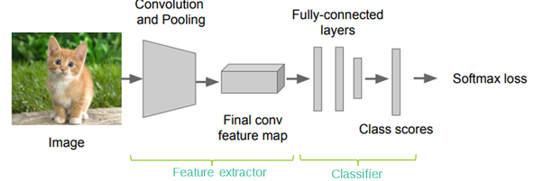 How to use CNN for feature extraction of images - Quora
