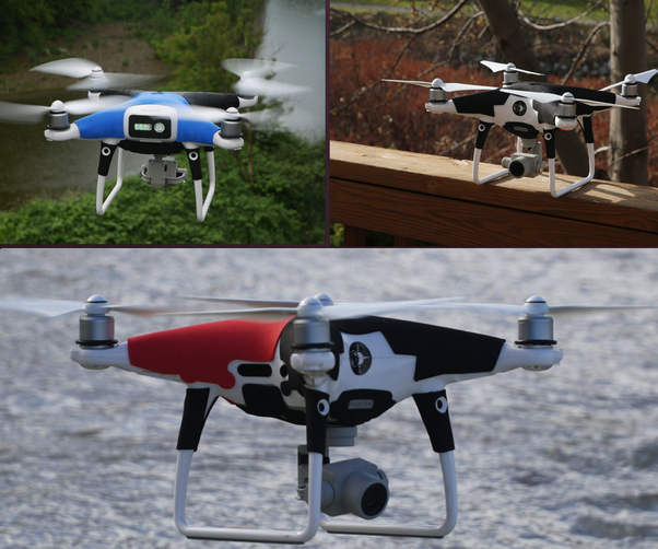 What can you do to make your DJI Phantom 4 new again? - Quora