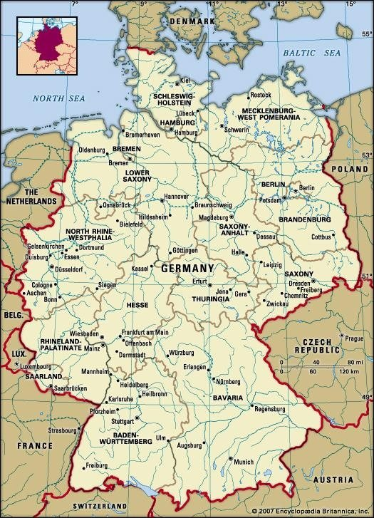 What is the difference between Prussia and Germany Quora