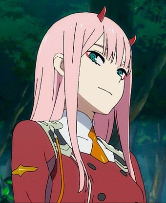 What Anime Is That Girl With Pink Hair And Demon Horns From Quora