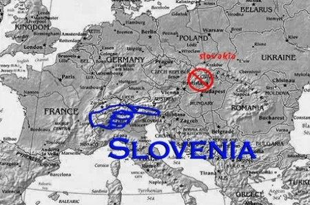 Do People Hate Slovenia Do They Even Know Wherewhat Slovenia Is - Where is slovenia