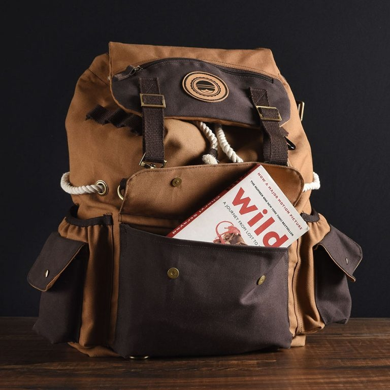 96ece6a3c45 The Trooper Bag is designed keeping in mind a true Trooper's needs - from  crazy last minute hikes to everyday college use.