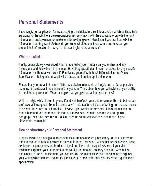 statement of purpose for undergraduate mechanical