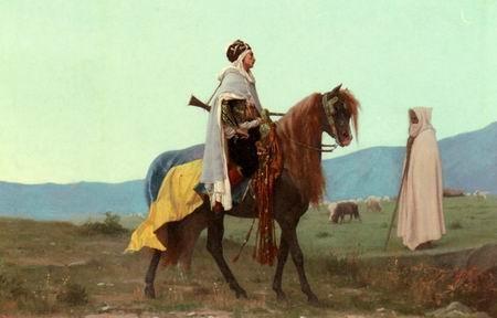 kuda sebagai alat perang