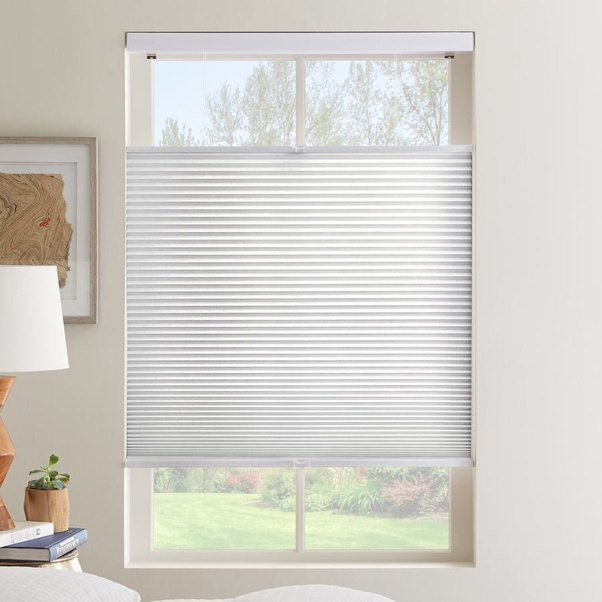 What Are Some Good Window Treatments For A Door With A