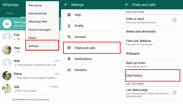 how to delete a message on messenger before its read