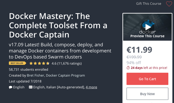 Does Udemy show different prices of the same courses on