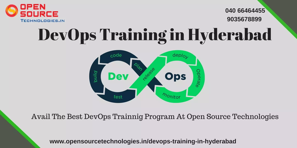 Which is the best institute in Hyderabad for DevOps training? - Quora