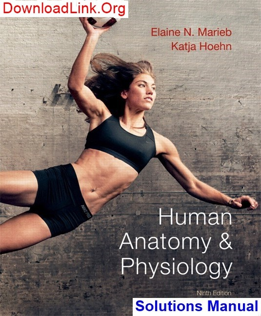 Human Anatomy & Physiology 10th Edition Pdf Marieb Hoehn