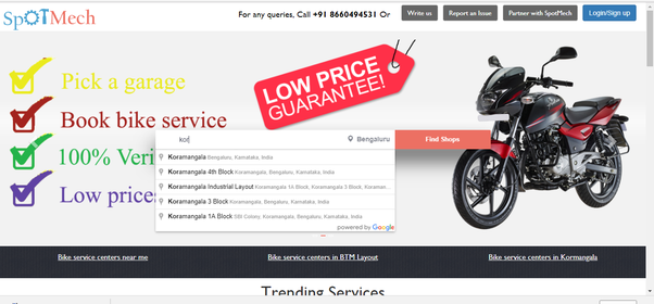Which Is The Best Honda Bike Service Center In Bangalore?   Quora
