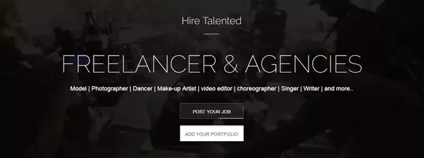 get the list of all jobs and auditions for all professional artists and service provider agencies in entertainment fashion industry