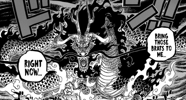 After reading the latest One Piece chapter, how do you think