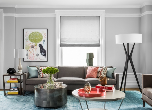 interior design what are the best paint colors for a room with a