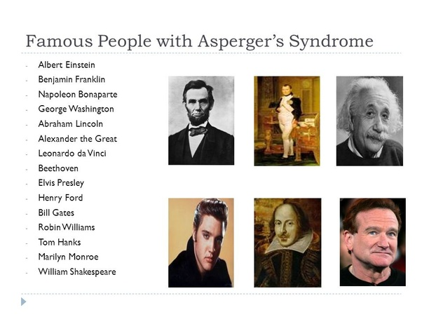 Aspergers people act sexually inappropriate