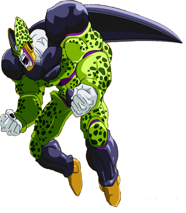 Who S The Strongest Dragon Ball Z Villain Cell Frieza Or Buu Quora