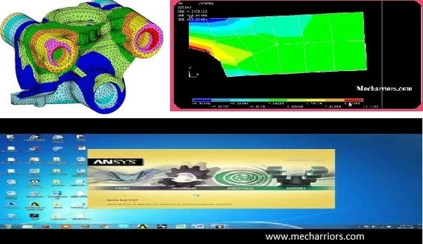 Which Software Should Mechanical Engineering Students Learn First Catia Or Ansys Quora