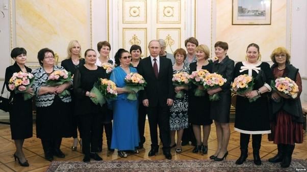 How Tall Is Vladimir Putin Quora
