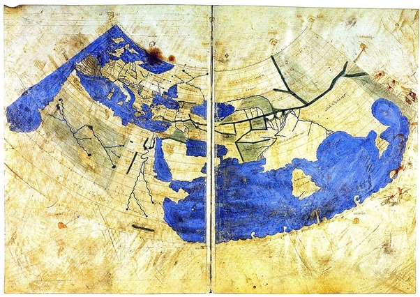 In Ancient Or Medieval Times How Did They Map The World Quora