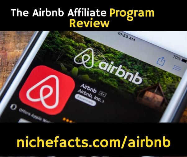 How is Airbnb's affiliate program? - Quora