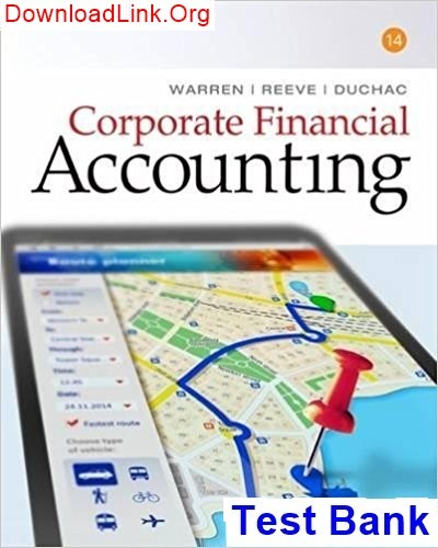 Intermediate Accounting 14th Edition Pdf
