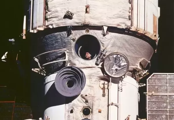 which astronaut has been in space the longest - photo #21