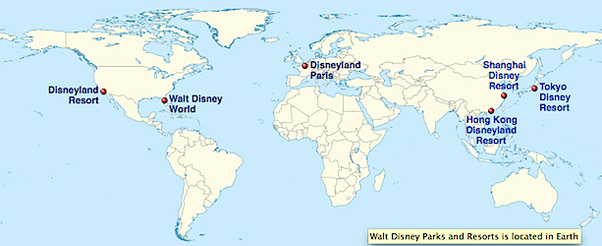 What countries have walt disney theme parks quora there are walt disney company theme parks in the united states france hong kong china and japan it doesnt own the disney theme parks in japan gumiabroncs