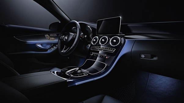 What parts do I need to make the exterior of a 2014 Mercedes