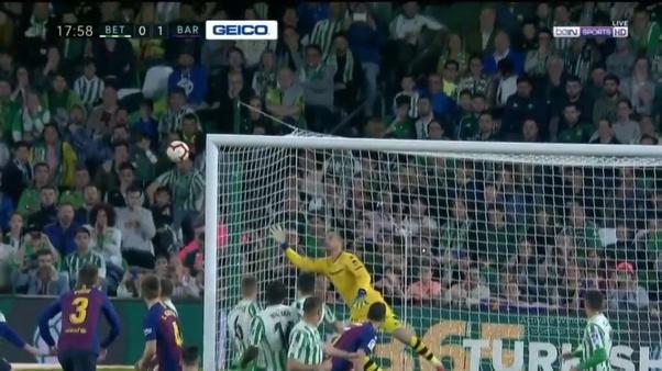 Real Betis vs FC Barcelona (1-4) Monstre Messi