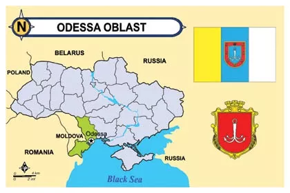 In which state is Odessa city of Ukraine situated Quora