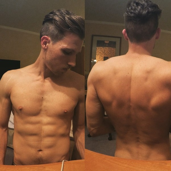 how to make a ripped body