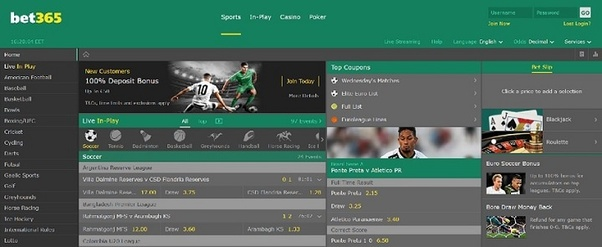 Which is better: Betfair or Bet365? - Quora