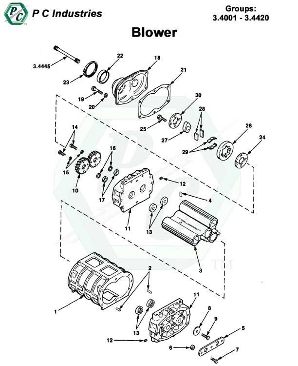 what is the difference between a four stroke and a two stroke 2 Stroke Timing Tool valve train including the injectors this is a 4 valve exhaust 2 valve exhausts are more mon