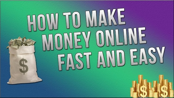 What's the best way you have found personally, to make money
