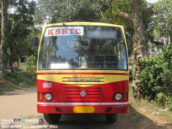 Where can I find the bus timings of KSRTC(Kerala)? What is that