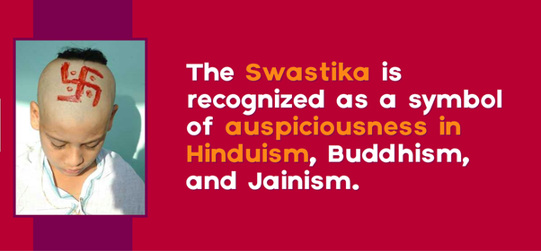 Why Is Buddhism Swastika Opposite To Hinduism Swastika Is It