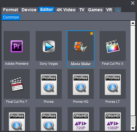 It is necessary to convert the MXF files to WMV for editing in Windows Movie Maker? - Quora