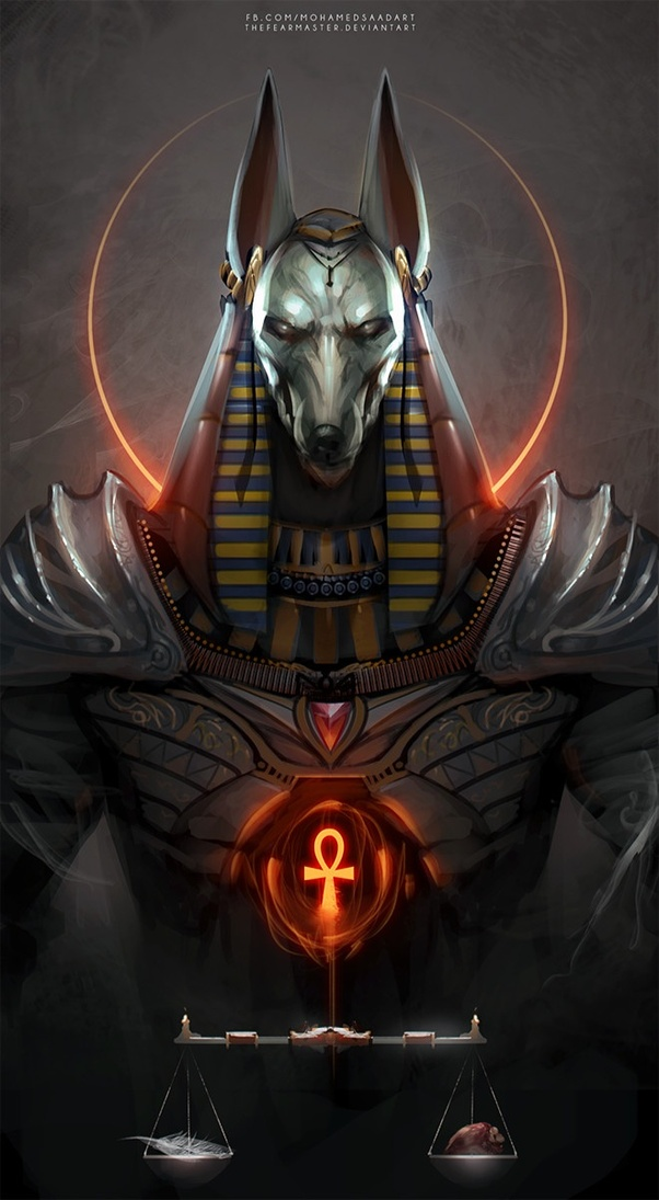 What power did Anubis have in Egyptian mythology? - Quora