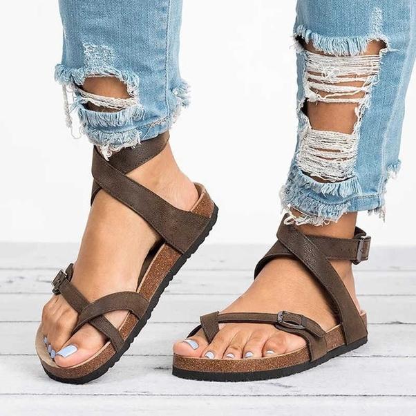 sandalsQuora Why wear Why do women EDIWH29