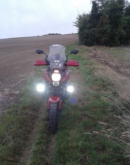Can I install fog lights on a bike? - Quora