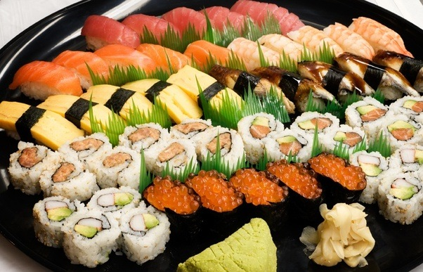What is the best japanese food why quora for Menu tipico frances