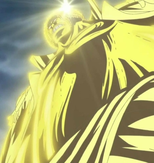 How powerful are Sengoku and Garp in One Piece? - Quora