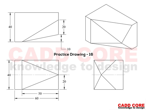 Which Websites Have Autocad Drawing Exercises Quora