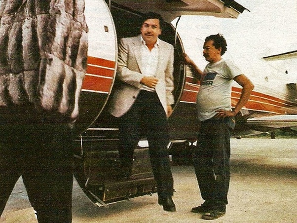 How rich was drug lord Pablo Escobar? - Quora