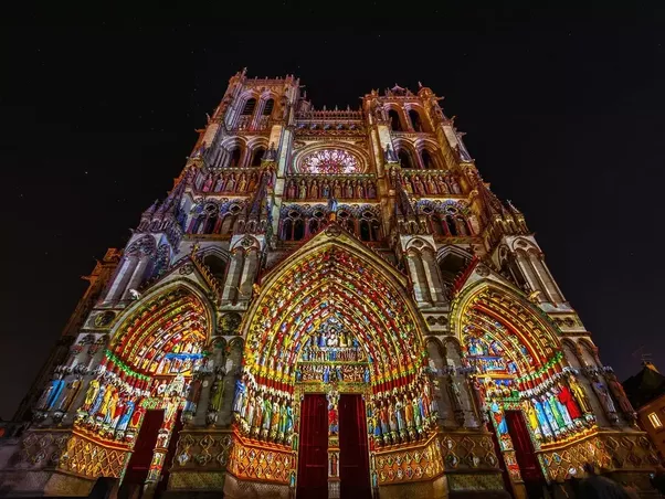 Amiens Cathedral Virtual Tour