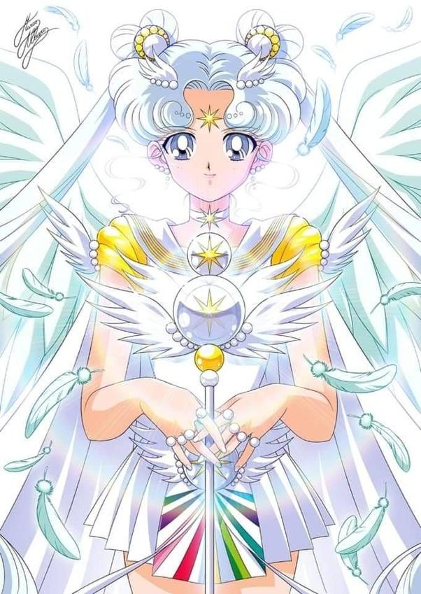 Siapakah Sailor terkuat dalam 'Sailor Moon Universe'? - Quora