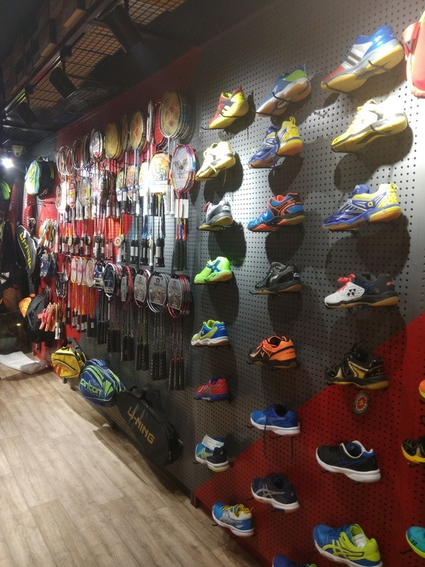 Which is the best badminton shop in Bangalore? - Quora